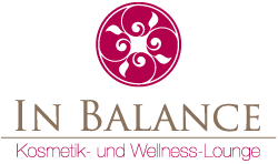 logo in balance kosmetik wellness massage rabenau